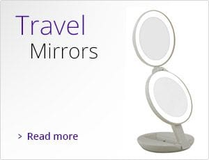 My Health and Beauty Travel Mirrors