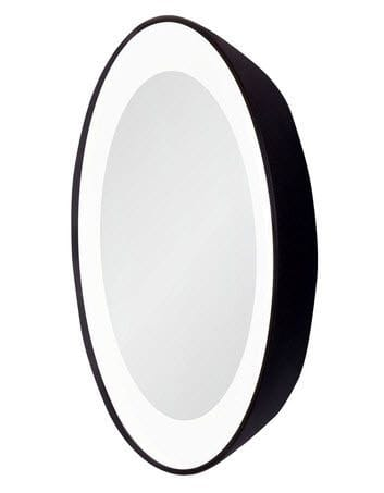 Led Lighted Makeup Mirror Portable 15x Magnification Spot