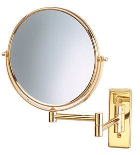 5X Wall Mount Mirror: 7506G
