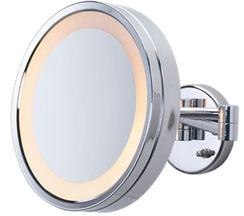 5X Magnification  Lighted Mirror: Plug In. Buy 3 get 4th one FREE- got 3 friends?