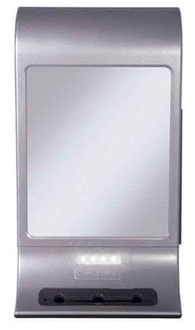 Fogless Water Mirror With Lights