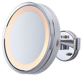 DIRECT WIRED 5X Halo Mirror HL85C