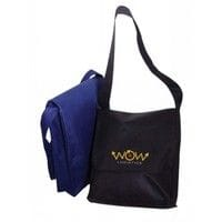 Corporate branded tote bag