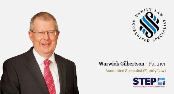 Warwick Gilbertson's Profile