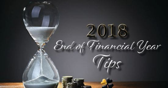 New Financial Year Tips