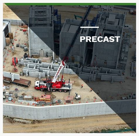 Precast Installation NSW & QLD | Kenny Constructions