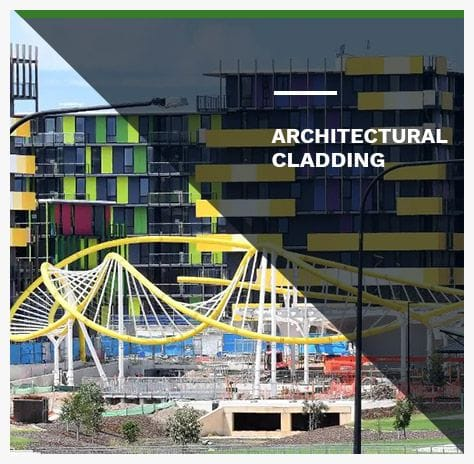 Architectural Cladding NSW & QLD | Kenny Constructions