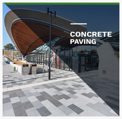 Concrete Paving NSW & QLD | Kenny Constructions