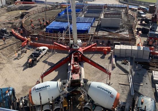 Concrete Pumping NSW & QLD