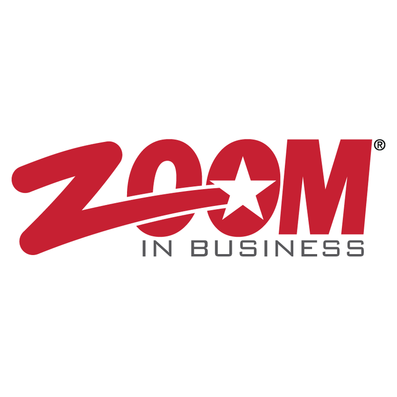 Zoom in Business