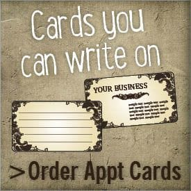 Order Appointment Cards