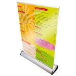 A3 Mini Pull-up Banner