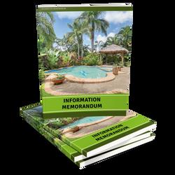 A4 Information Memorandum (10 Copies)