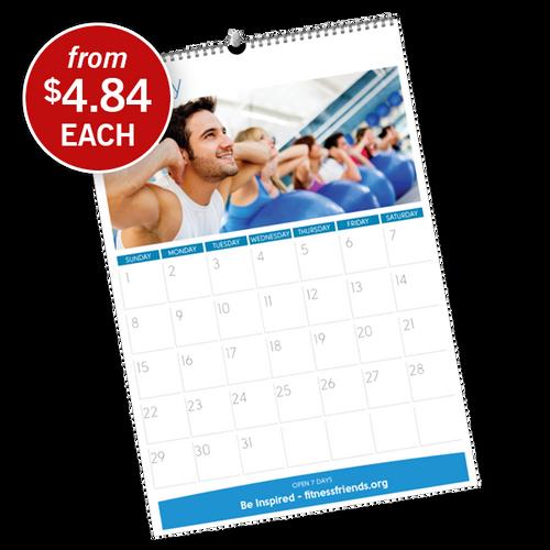Wiro Calendar with Hanger