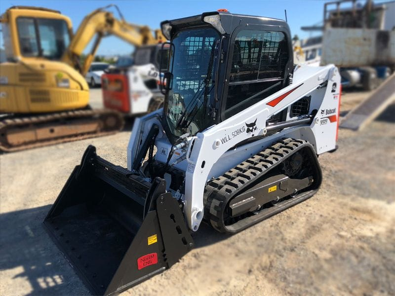 Another New Bobcat Compact Loader added to L&D Fleet