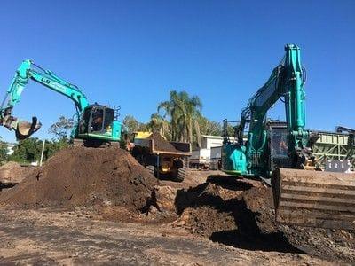 Excavator Hire Gold Coast