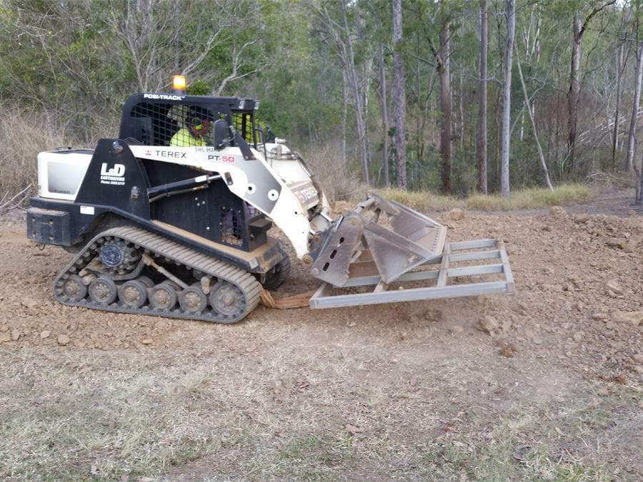 Skid Steer Loaders for Hire