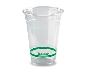 Clear PLA Cups & Lids