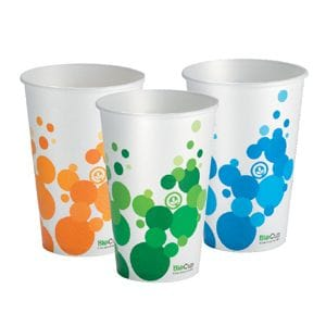Cold Paper Cups and Lids