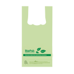 PLA Compostable Check out Bags