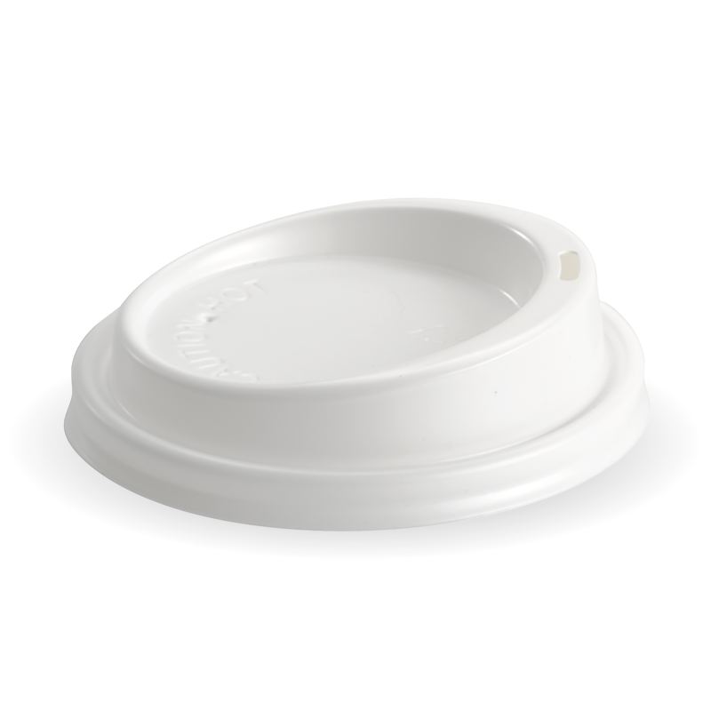 Recyclable Lids - White