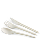 70% Bioplastic Cutlery