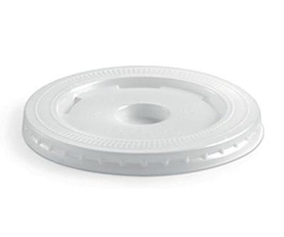 LID  Fits 12, 16 & 22oz BioCups plastic