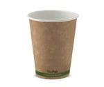 8oz BioCup single wall Kraft Hot Cup