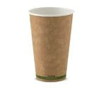 16oz BioCup single wall Kraft Hot Cup
