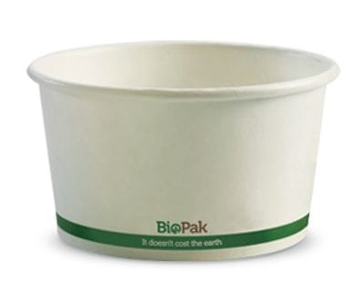 430ml/12oz White BioBowl