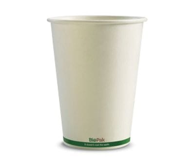 950ml/32oz White BioBowl