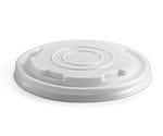 250ml/8oz BioBowl PLA White Lid