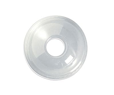 300-700ml BioCup Dome Round Hole Lid
