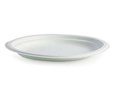"""10.25x7.75"""" Oval Plate"""