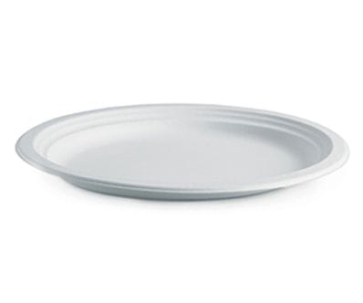 "12.5x10"" Oval BioCane Plate."