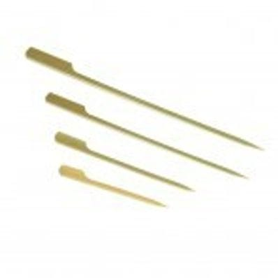 Bamboo Oar Skewer 120mm