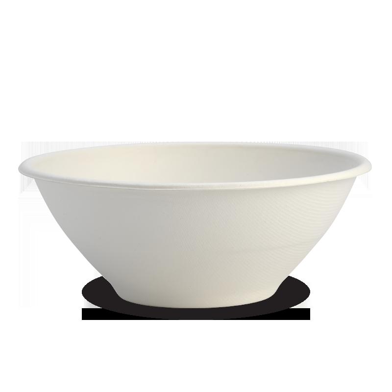 Thumbnail 40oz White BioCane Bowl