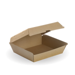 178x160x80mm Kraft Dinner Box