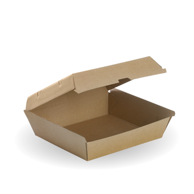 178x160x80mm Kraft Dinner Box