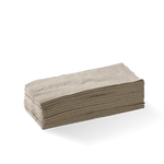 1 Ply 1/8 fold Lunch Napkin Natural