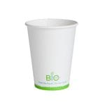 12 oz PLA lined EcoLOVE hot cup