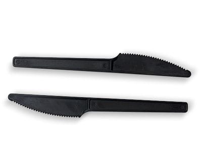 "6"" PSM Knife - Black 150 mm"