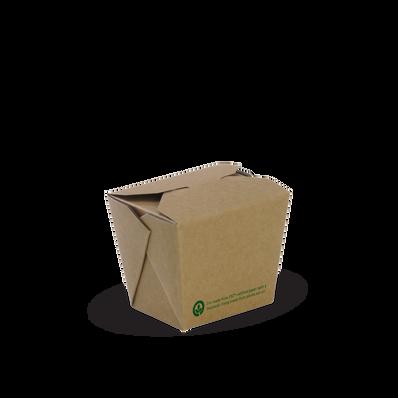 240ml/8oz BioBoard Noodle Box