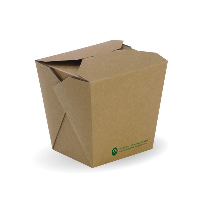 26oz BioBoard Noodle Box