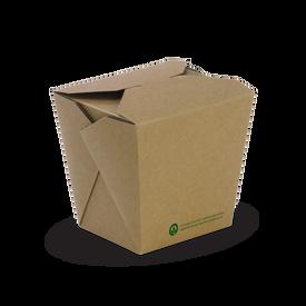 780ml/26oz BioBoard Noodle Box