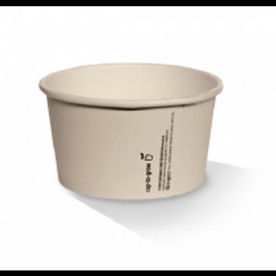 8oz PLA Coated Ice-Cream Cup