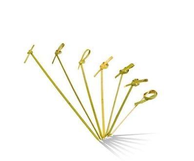 Bamboo Looped Skewer 65mm