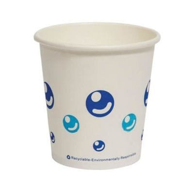 Eco friendly cold water cup