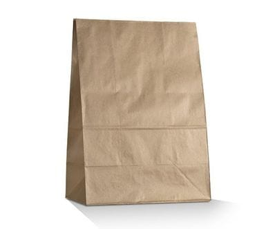 Extra-Large SOS Brown Bag