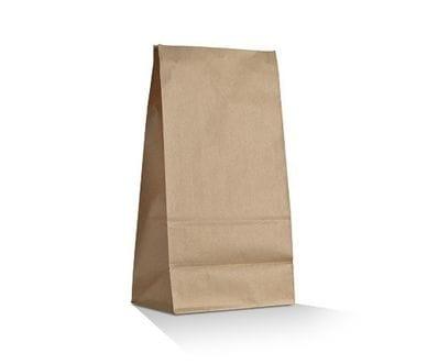 Medium SOS Brown Bag